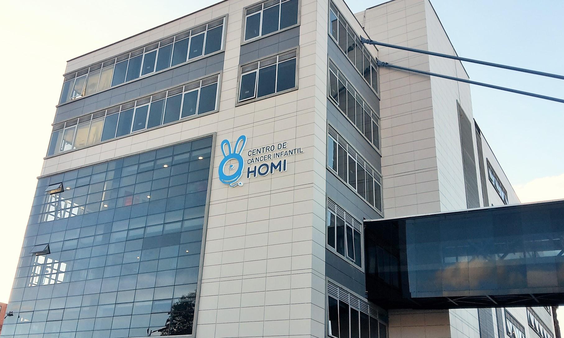 Centro de Cáncer Infantil HOMI